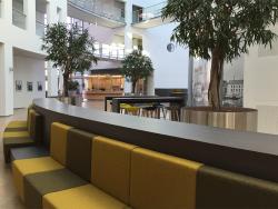 openbare ruimte interieur Gemeentehuis Kampen