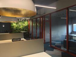 Interieur zakelijke markt, kantoor, IJsselborgh Investments