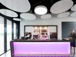 horeca interieur ROC friesepoort
